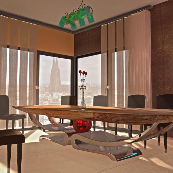 Möbeldesign-3DVisualisierung