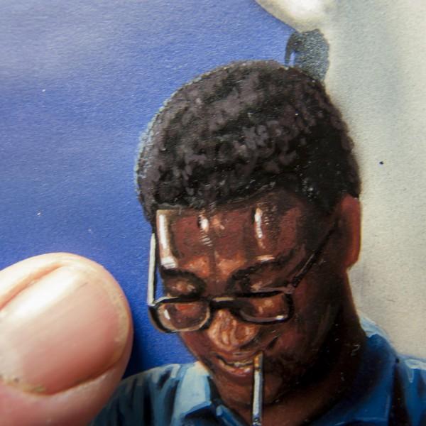Acryl-Airbrush